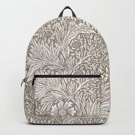 "William Morris ""Marigold"" 7. Backpack"
