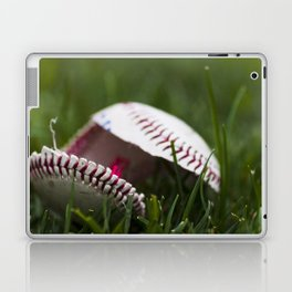 Broken Baseball  Laptop & iPad Skin