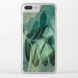 Nindara Clear iPhone Case