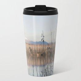 Mountains landscape Travel Mug