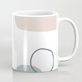 Going to be happy in blue Coffee Mug