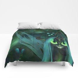 Queen Chrysalis Comforters
