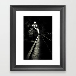 Reflection in Perspective Framed Art Print