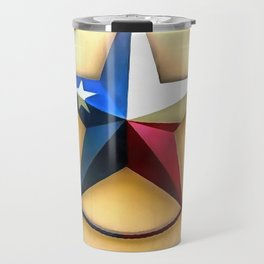 Texas Star Travel Mug