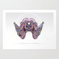 DISC12 Art Print