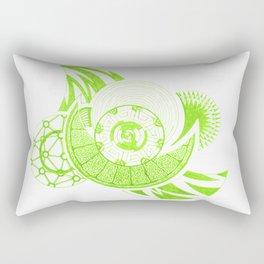 Foliation Rectangular Pillow