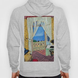 Henri Matisse Interior with a Violin Case Hoody