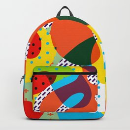 Funny Pattern Backpack