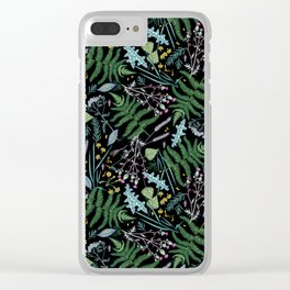 Summer dream. Clear iPhone Case