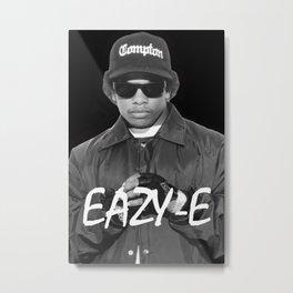 EazyE Rapper Vintage Music Large Poster Art Print Metal Print