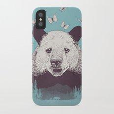 Let's Bear Friends iPhone X Slim Case