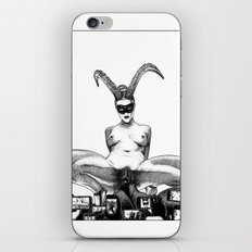 asc 626 - L'unicorne mâle (The performers II) iPhone & iPod Skin