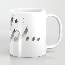 """Welp..."" Coffee Mug"