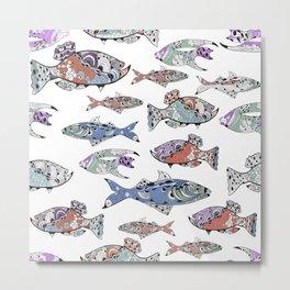 A very fishy tale Metal Print