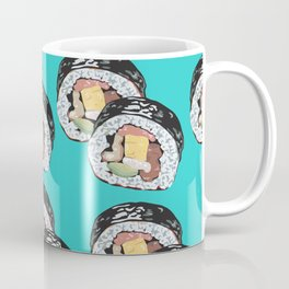"""Sushi Obsession"" Coffee Mug"