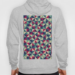 Geometric Pattern Hoody