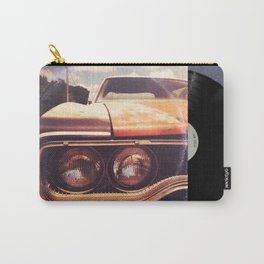 Rusty And Blue - America As Album Art Carry-All Pouch