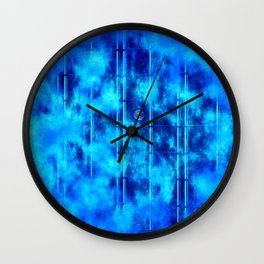 I Can See Earth From Here Wall Clock