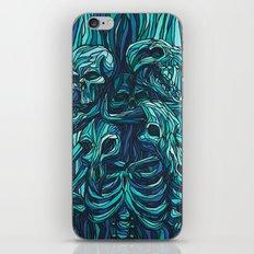 Skull Beast iPhone & iPod Skin