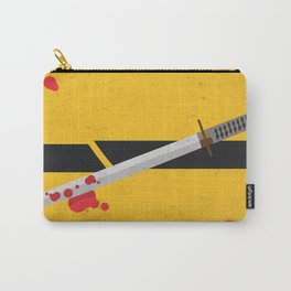 KILL BILL Tribute Carry-All Pouch