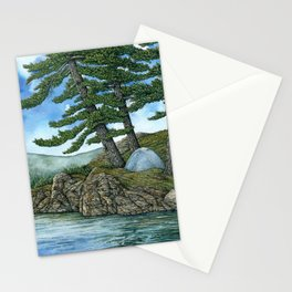 Back at the North Shore Stationery Cards