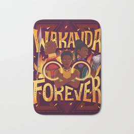 Women of Wakanda Bath Mat