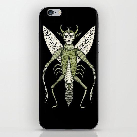 Ten-Legged Creepy Crawly iPhone Skin