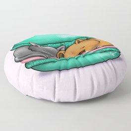 Macaron Cuddles Floor Pillow