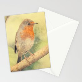 His eye is on the sparrow Stationery Cards