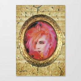 Madame Edwarda Zin-François Canvas Print