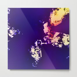 diamondasteroids Metal Print