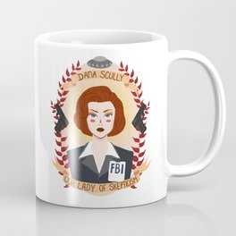 Dana Scully Coffee Mug