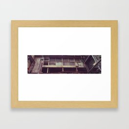 Cockatoo Island 15 Framed Art Print