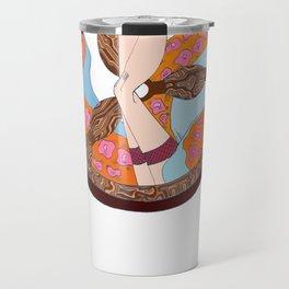 sailor soul color Travel Mug