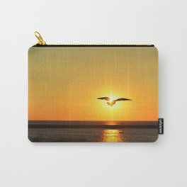 Icarus Vacationing in San Diego, California  Carry-All Pouch