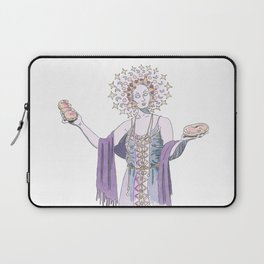 Saint of Pastry Laptop Sleeve