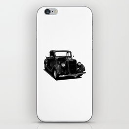 Old Red Cassidy iPhone Skin