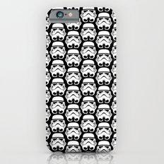Stormtroopers on Black 2 iPhone 6s Slim Case