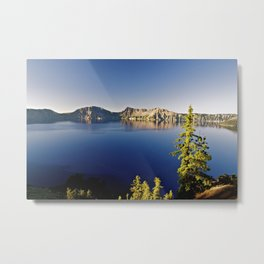 View of Crater Lake Metal Print