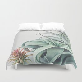 Air Plant Collection Duvet Cover