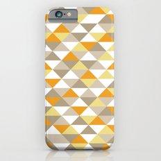 Triangle Pattern #1 Slim Case iPhone 6s