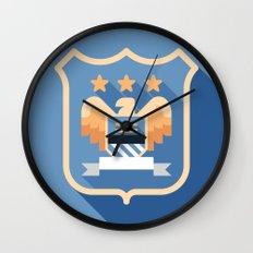 MCFC Wall Clock