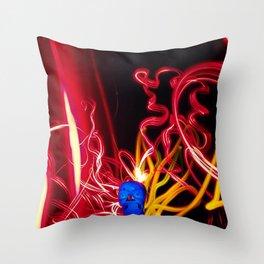 Inspiration Dead Head III Throw Pillow