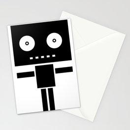 Robot Pop Stationery Cards
