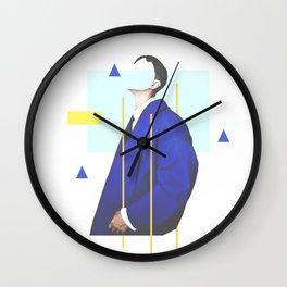 """""""六尘""""——Liu Chen 6 Wall Clock"""