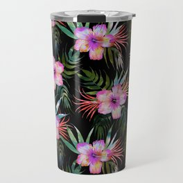 Honolua Tropic Black Travel Mug