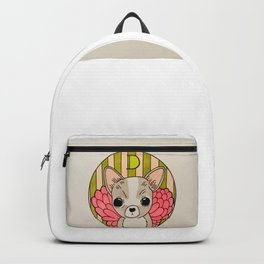The D Is For Detroit Backpack