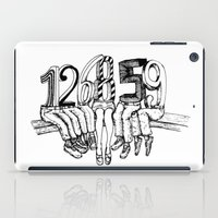 numbers iPad Cases featuring Numbers by Ilya kutoboy