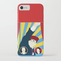 rushmore iPhone & iPod Cases featuring Rushmore by Bill Pyle