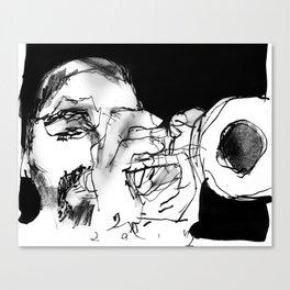 ibrahim malouf Canvas Print